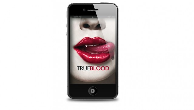 True Blood iPhone 4S Wallpaper