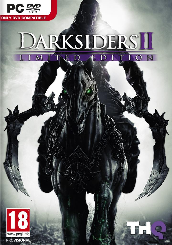 Darksiders II - Cover PC