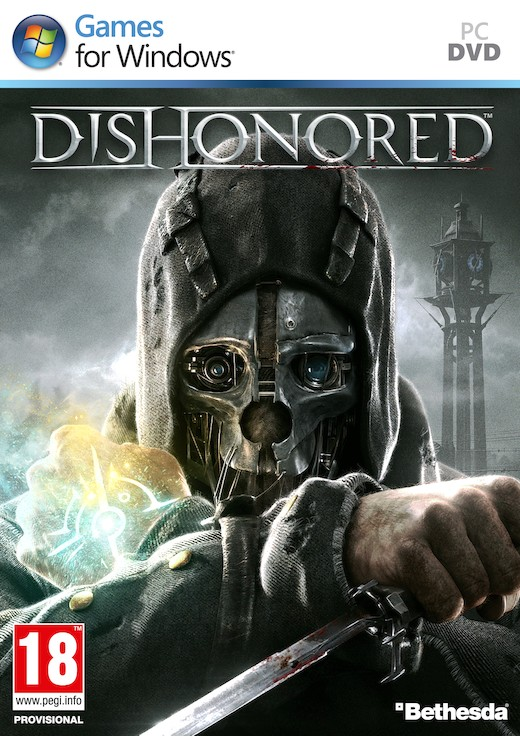 Dishonored - Cover