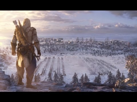 Assassin's Creed III – Il Trailer di Lancio
