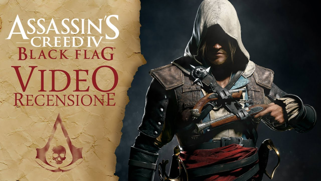 Videorecensione Assassin's Creed IV: Black Flag