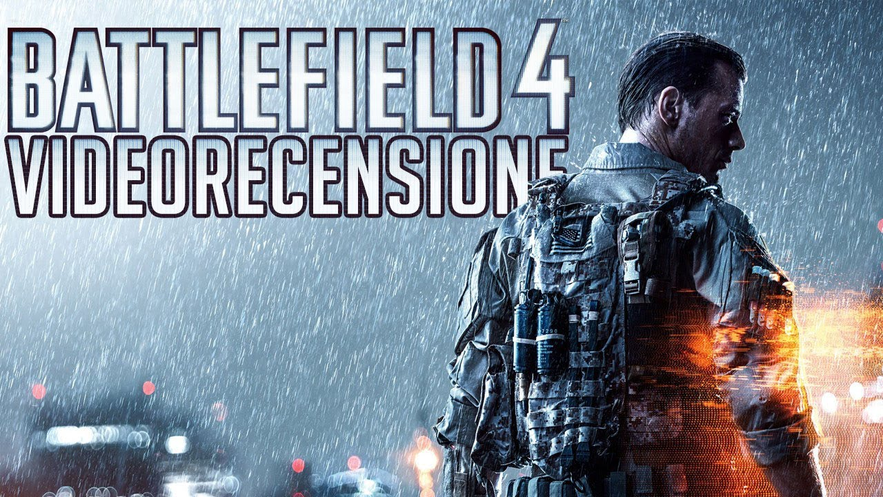 Videorecensione Battlefield 4