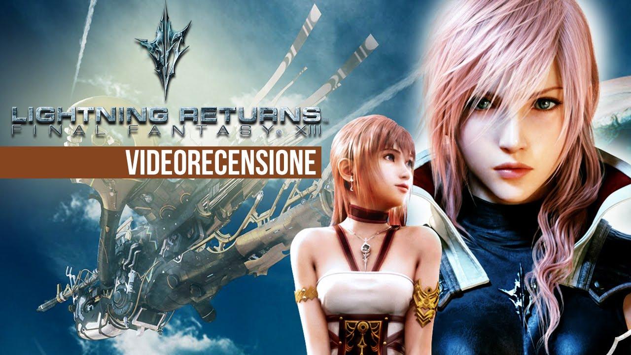 Lightining Returns: Final Fantasy XIII – Videorecensione