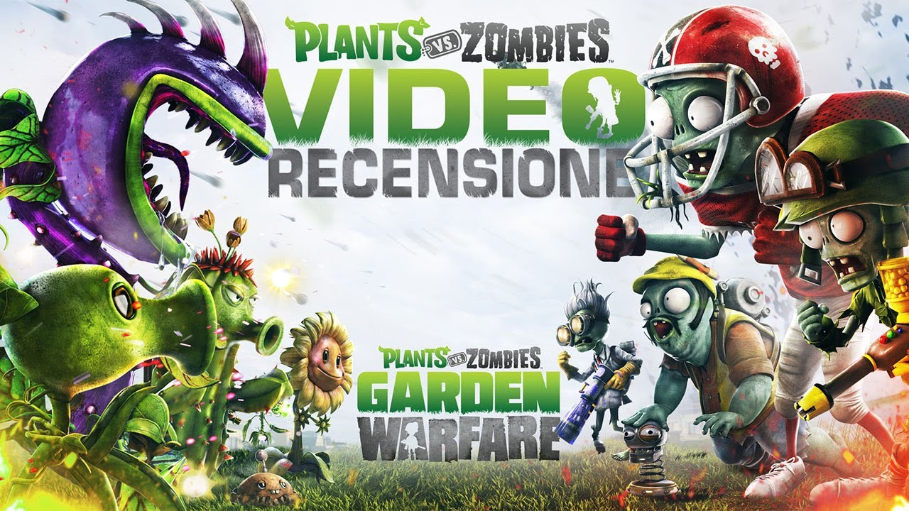 Plants Vs Zombies: Garden Warfare – Videorecensione